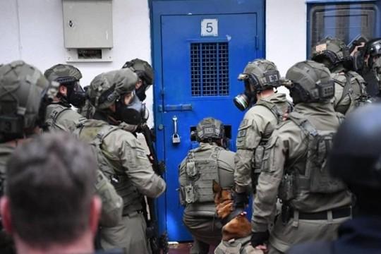 """أسرى """" الجهاد الإسلامي"""" في سجون الاحتلال الإسرائيلي يواصلون إضرابهم"""