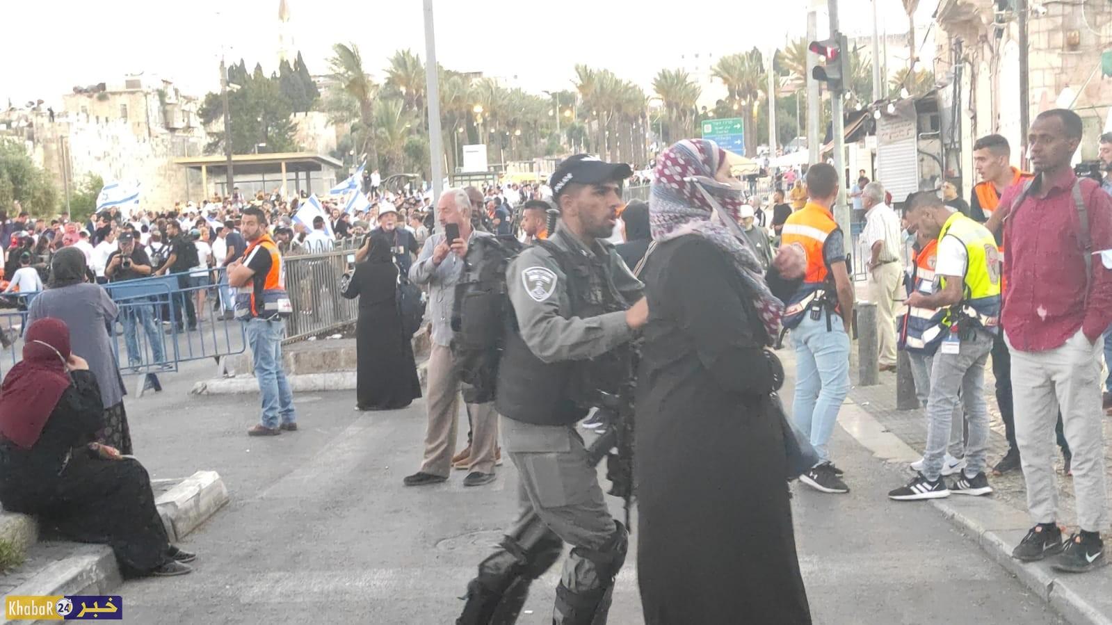 """الأردن يدين """"مسيرة الاعلام"""" الاستفزازية في القدس المحتلة"""