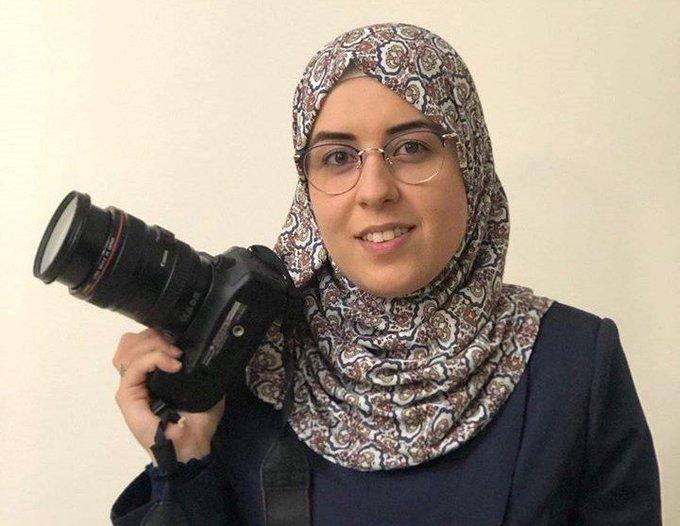 الاحتلال يفرج عن الصحفية بشرى الطويل عند حاجز الجلمة شمال جنين