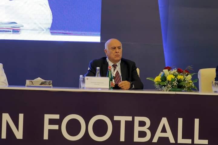 الجمعية العمومية للاتحاد العربي لكرة القدم تنتخب الرجوب كعضو دائم لفلسطين في مجلس الاتحاد