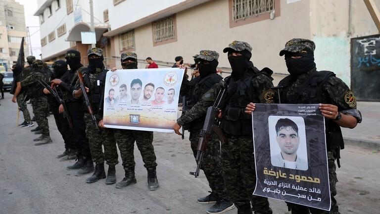 """قائد عملية """"نفق الحرية"""" يدخل عامه الـ26 في سجون الاحتلال الإسرائيلي"""