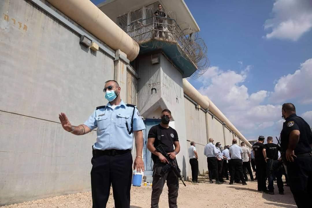 الاحتلال يجري تعديلات على سجن جلبوع بكلفة 37 مليون شيكل وبارليف يشكل لجنة تحقيق