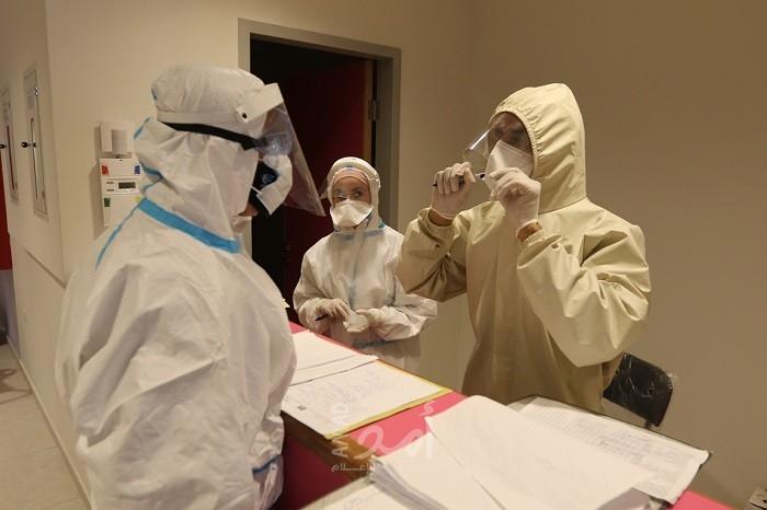 مسؤول ملف كورونا في جنوب الضفة: نعيش ضمن حالة وبائية معقدة