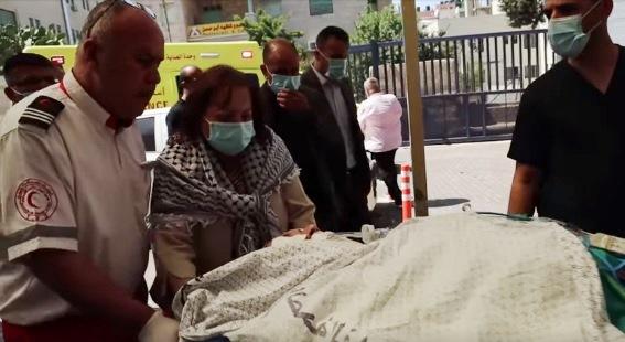 وزيرة الصحة تستقبل عددا من جرحى العدوان الاسرائيلي الأخير على غزة في رام الله