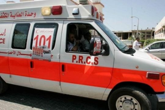 مصرع مواطن في حادث سير ذاتي على مدخل بلدة سلواد بمحافظة رام الله
