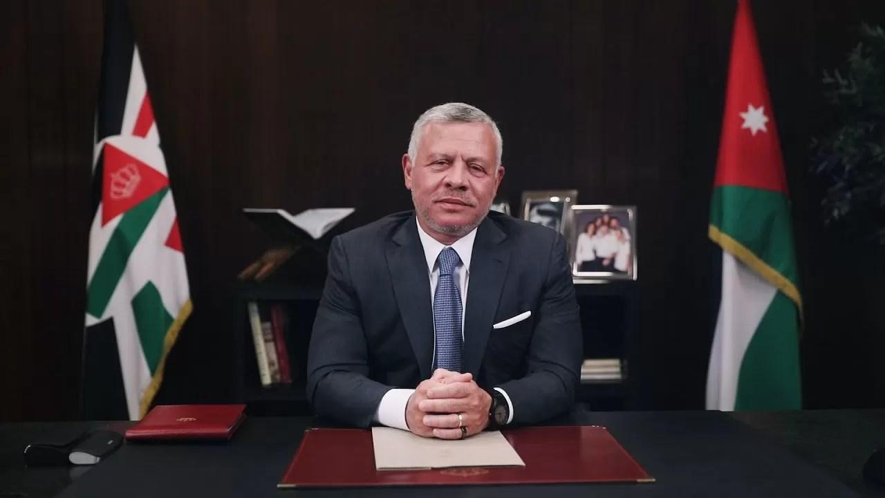 عاهل الأردن: الوضع في الشرق الأوسط غير قابل للاستمرار والقدس في قلب حل الصراع
