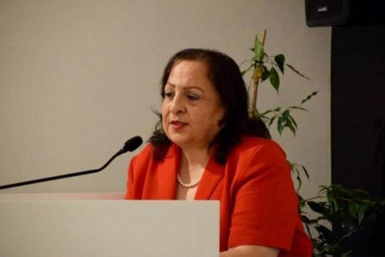 وزيرة الصحة: انكسار المنحنى الوبائي في فلسطين رغم ازدياد عدد الوفيات