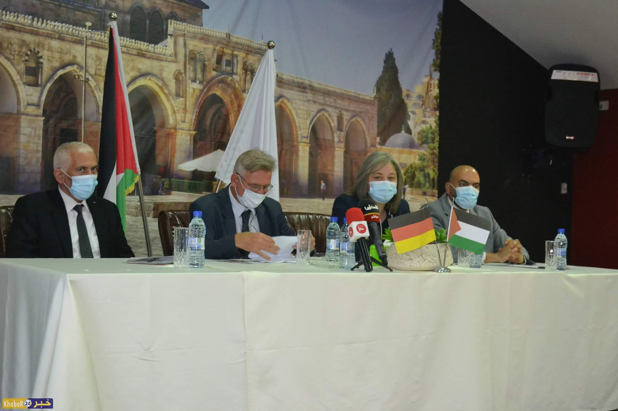 وزارة السياحة تطلق مشروعين لدعم القطاع السياحي وإعادة تفعيله
