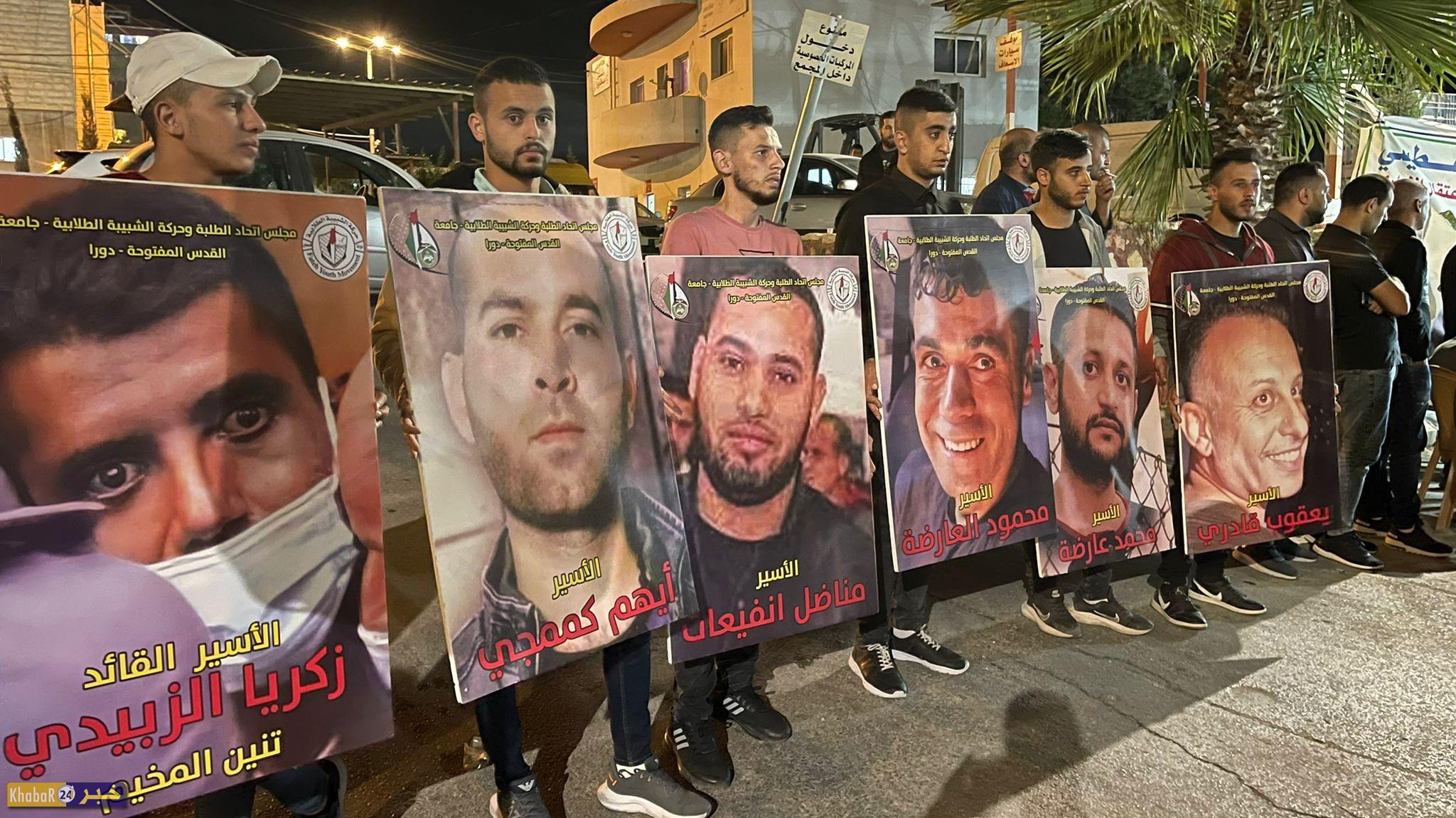 سبعة أسرى يواصلون إضرابهم عن الطعام وسط ظروف صحية خطيرة