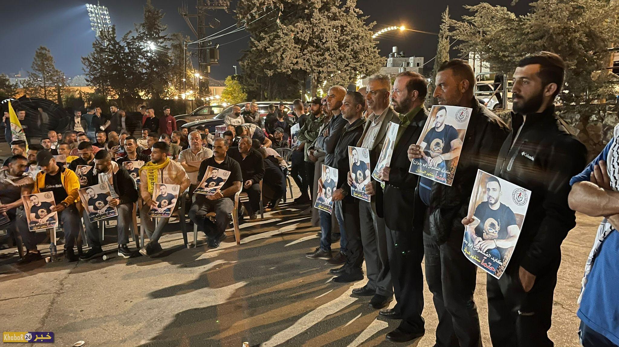 سبعة أسرى يواصلون إضرابهم عن الطعام في أوضاع صحية غاية في الخطورة
