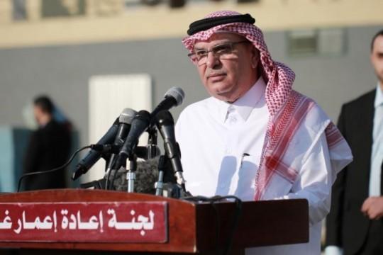 العمادي: السلطة الفلسطينية تراجعت عن الاتفاق المبرم حول صرف المنحة القطرية لقطاع غزة