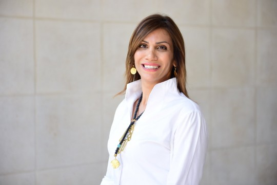 المنتدى الاقتصادي العالمي يختار الدكتورة دلال عريقات كقائد عالمي شاب لعام 2021
