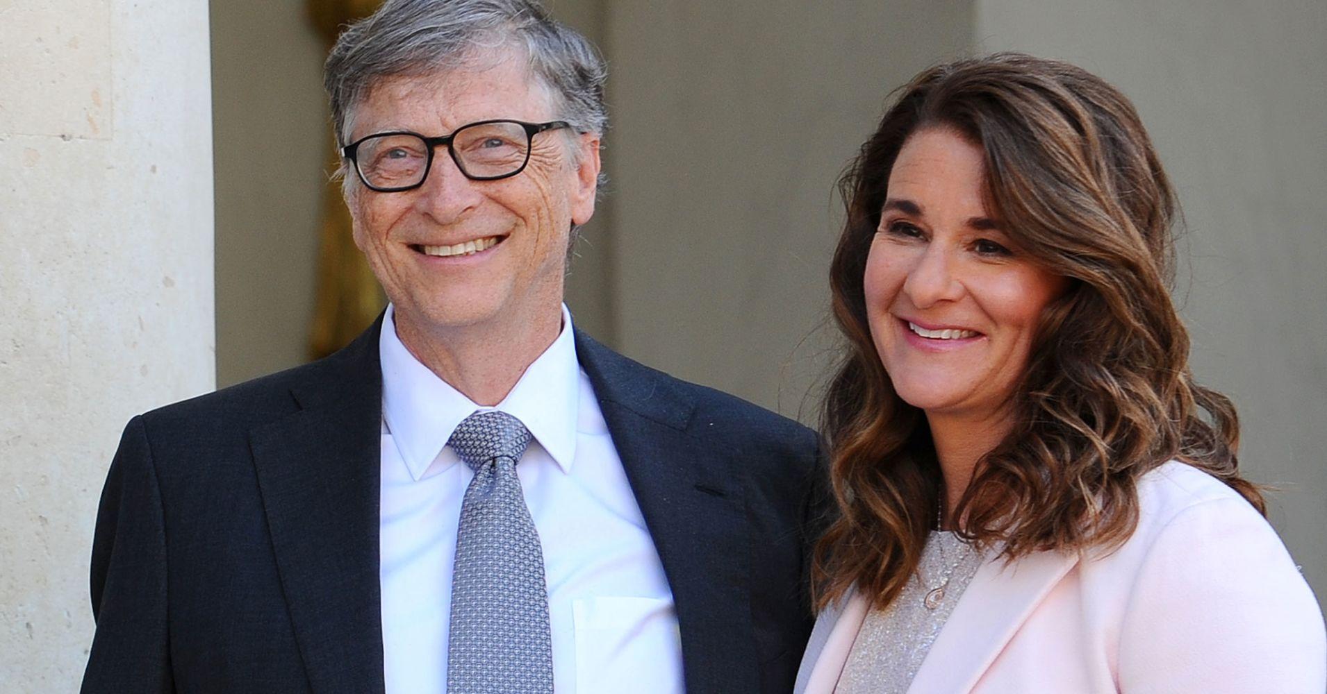 بيل غيتس يعلن انفصاله عن زوجته بعد 27 عاما من الزواج