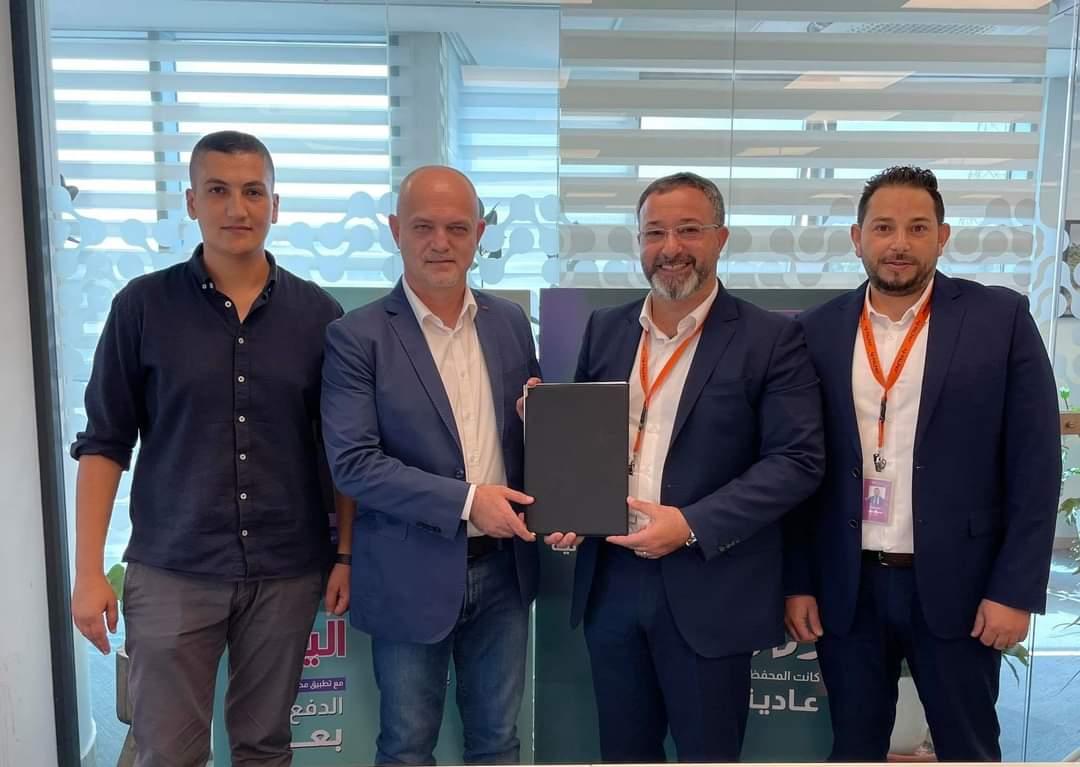 شركة PalPay واكادمية نجوم كرة القدم توقعان اتفاقية للاستفادة من خدمات الدفع الالكتروني