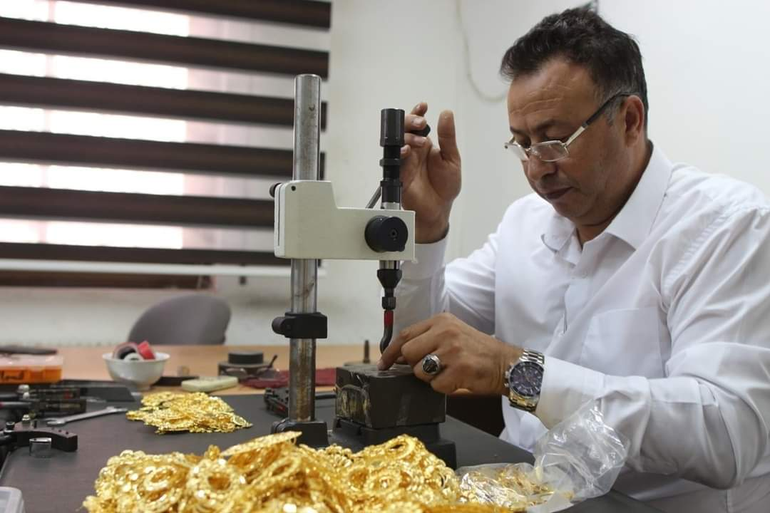 وزارة الإقتصاد: ارتفاع نسبة كمية الذهب الواردة 163%خلال شهر أيلول عن قرينه للعام السابق