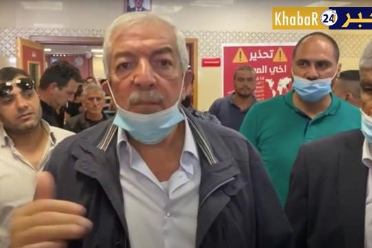 العالول : الاحتلال يرتكب جرائم يومية ضد شعبنا ولدينا الاصرار على المتابعة