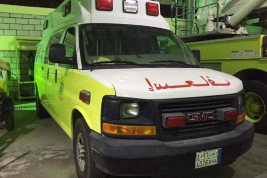 وفاة 8 فلسطينيين من بينهم سيدة و5 من بناتها بحريق في جدة
