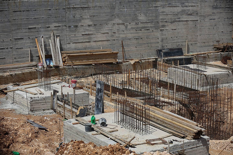 الاحصاء الفلسطيني: انخفاض عدد رخص الأبنية في الربع الأول 2021
