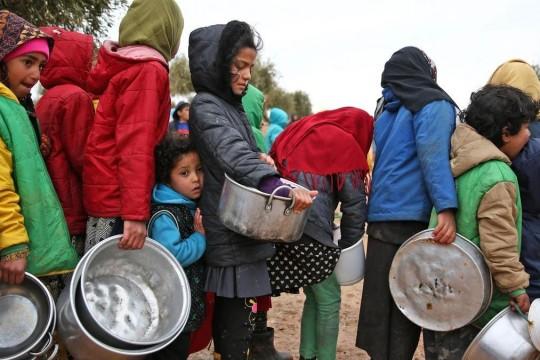 تريليون دولار: كان من شأنها تخفيف الفقر والجوع في العالم