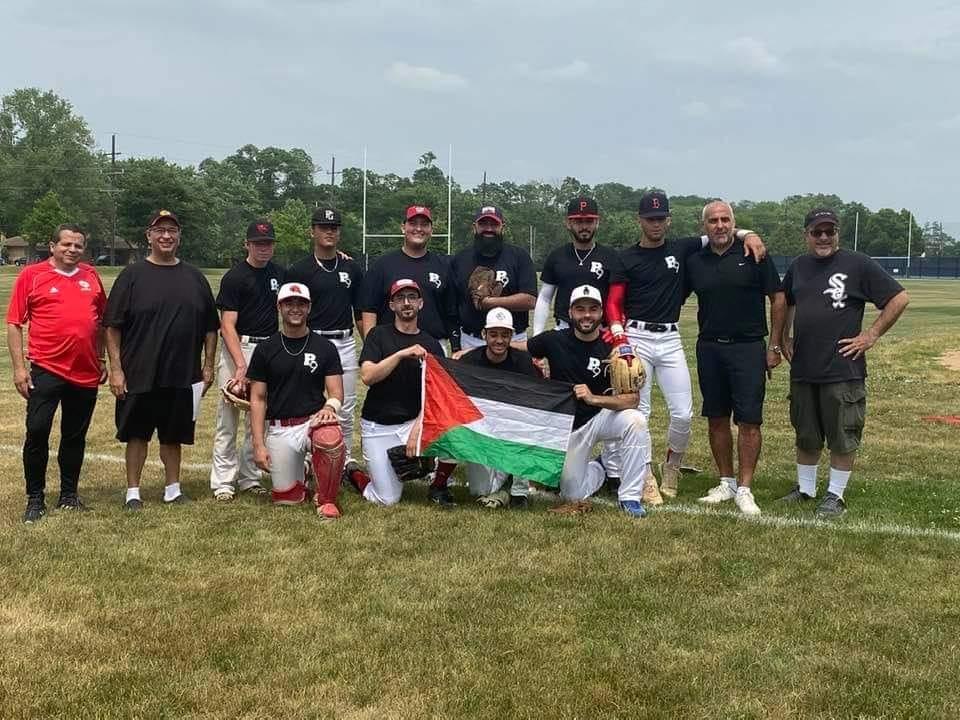 الاتحاد الفلسطيني للبيسبول والسوفتبول يؤسس فريق بيسبول بالولايات المتحدة الأمريكية