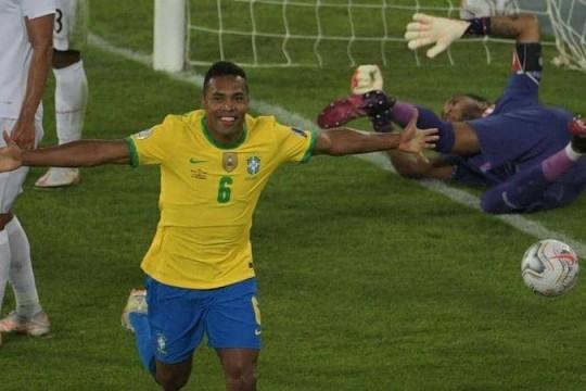 ًالبرازيل تحقق فوزها التاسع تواليا