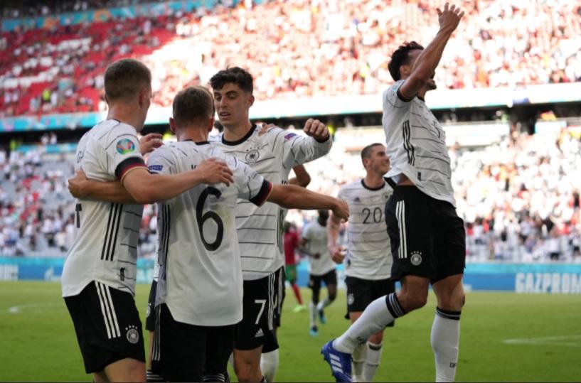 كرويا .. ألمانيا تتفوق على البرتغال