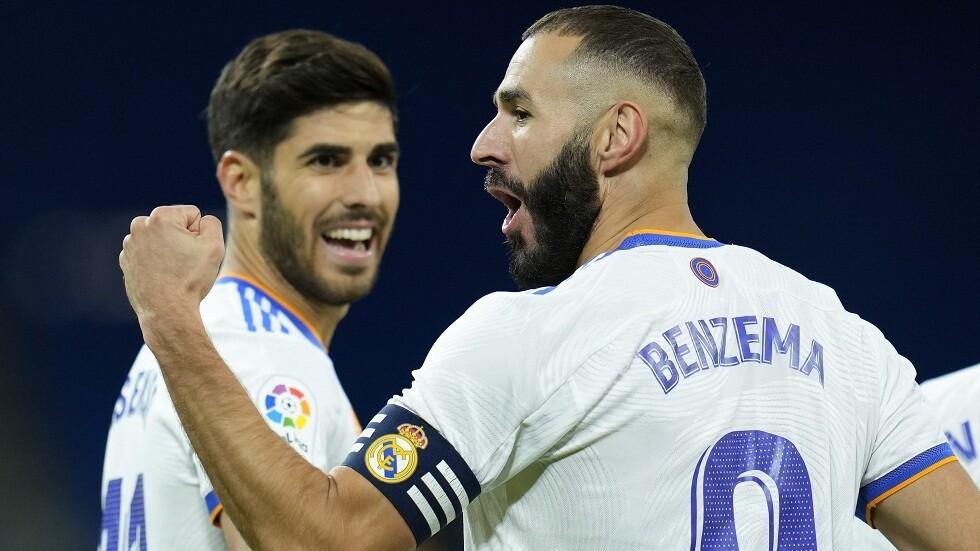 بفوز كاسح على مايوركا..ريال مدريد يستعيد الصدارة من أتلتيكو