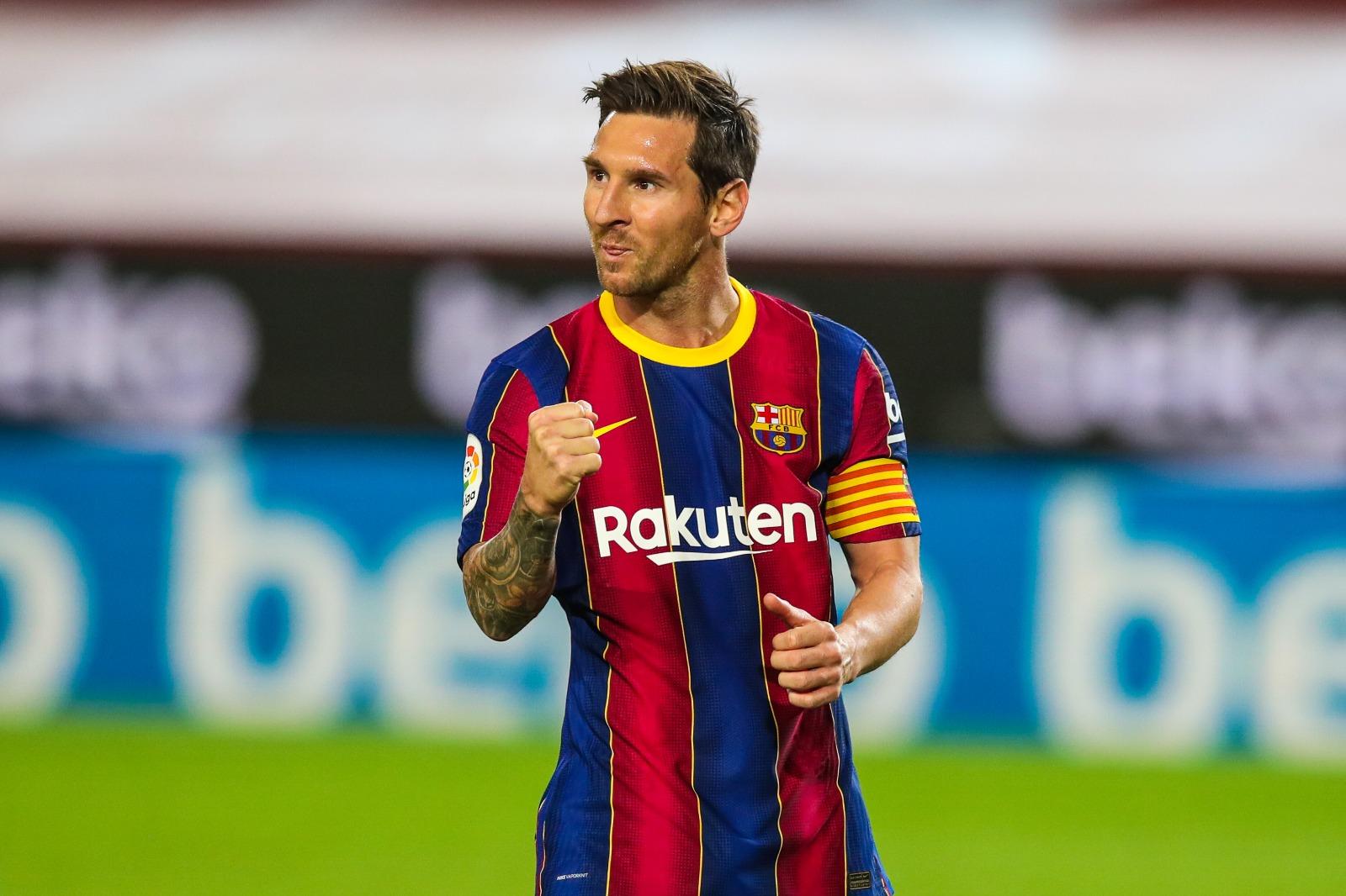عودة ليونيل ميسي إلى تدريبات برشلونة ستتأخر..