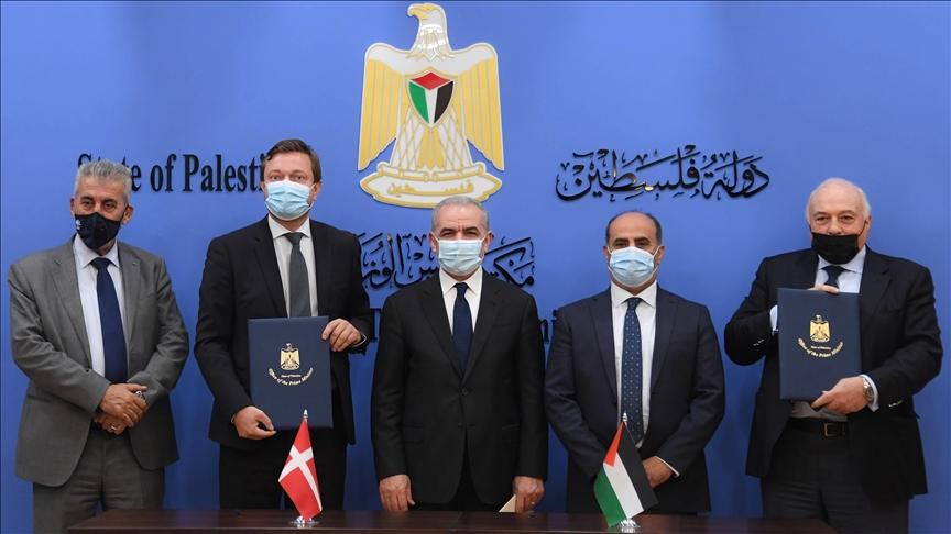 الدنمارك تتعهد بـ 72 مليون دولار مساعدة للسلطة الفلسطينية
