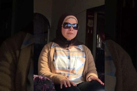 رغم الأعاقة البصرية...الفتاة اميرة ابوعرقوب متعددة المواهب
