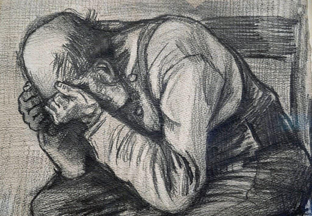 رسم غير معروف لفان كوخ الشاب يعرض لأول مرة في أمستردام