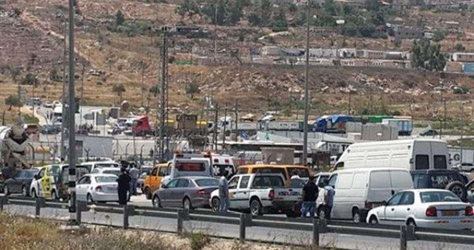 الاحتلال يعتقل 3 شبان عقب الاعتداء عليهم جنوب نابلس
